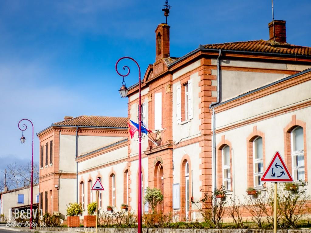 Photo de la mairie de Longages