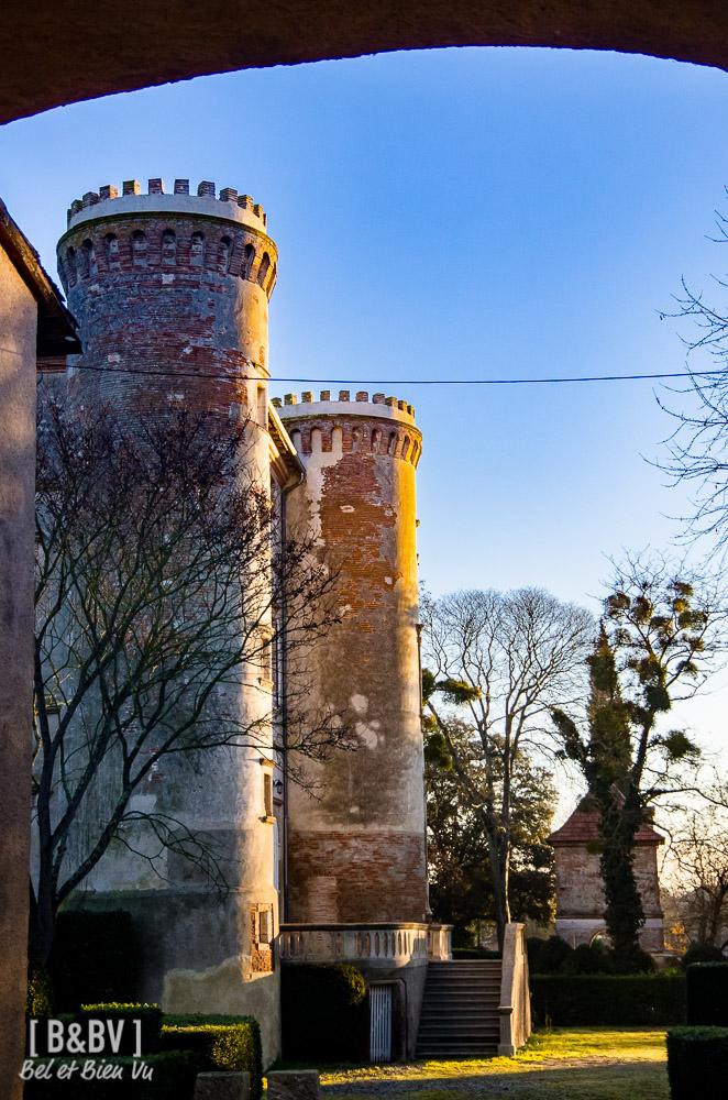 Château de Longages