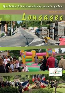 Bulletin municipal de Longages 2015