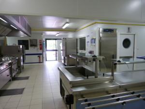 salle de préparation