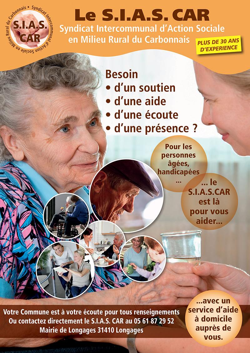 Portage des repas à domicile Archives - Longages.fr
